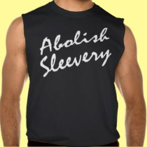 Abolish Sleevery Sleeveless Circuit Party Fun Camp Sleeveless Tees