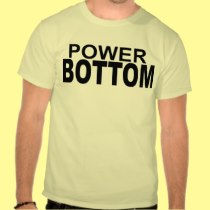 Power Bottom Bunk Catcher Receiver Tshirts